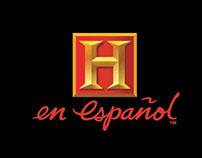 History Channel En Español Branding - 2002