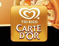HEART BRAND CARTE D'OR - TIO RICO