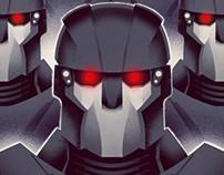 X-Men: Days of Future Past propaganda poster