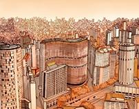 São Paulo Landscape