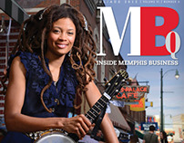 MBQ magazine cover with Valerie June