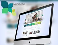 Mundane Website