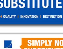 Quadrant Web Banner/Stickers