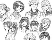 SKETCHBOOK — SketchGroup 001