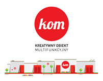 KOM - Creative Multifunctional Object - promo animation