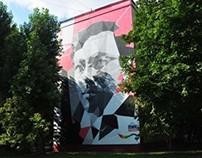 Portraits of Russian avant-garde artists