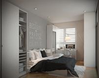 Tube house interior design
