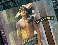 Riders Jeans Ticketing