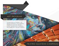Iguatemi - Seção Arte e Cultura