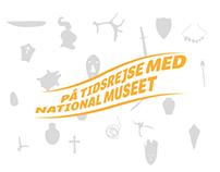 Tidsrejse med National Museet