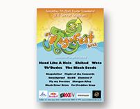 Megafest Poster