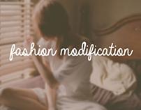 fashion modification