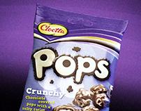 Cloetta - Pops Crunchy