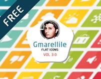 105 free flat icons - Gmarellile