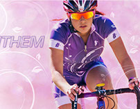 ANTHEM - Women's Cycle Apparel SPRING 2013