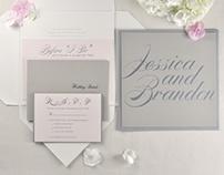 Jessica + Brandon Wedding Suite