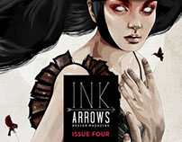 ISSUE FOUR - Ink & Arrows