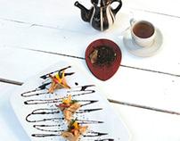 Darjeeling Tea Room, Guadalajara Jalisco.