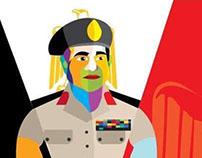 مصر ام الدنيا و هتبقى اد الدنيا #الجنرال