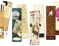 Promo Bookmarks