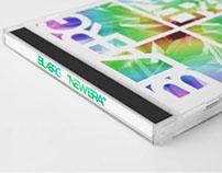 "Cover Design for BLÆRG's ""New Era"" album"