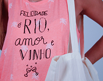 Eat In Rio - T-Shirts