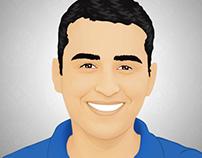 "cartoonize your photo "" beshoy sa3ed """