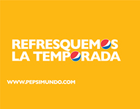 Pepsi - Temporada 2010
