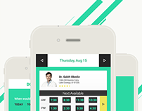 DocStops iPhone App