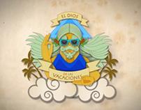 Pacificard - El dios de las Vacaciones