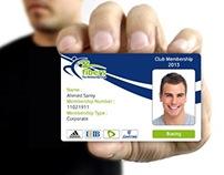 Fibers Club | Membership Card