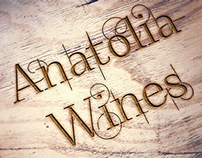 Anatolia Wines, Package Design.