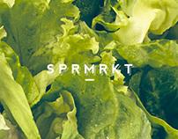 SPRMRKT Rebrand