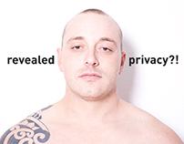 revealed privacy?!
