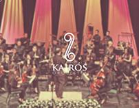 Acadêmico // Identidade Visual para a Orquestra Kairós