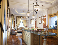 Luxury Classic Kitchen