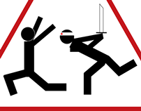 Cuidado con el ninja.