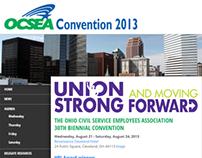 OCSEA Convention 2013