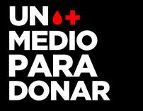 Banco de Sangre San José (Blood Donation)
