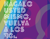 Infografía | Hágalo usted mismo, vuelva a los 80's