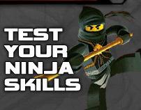 Lego Ninja Go, Banners.