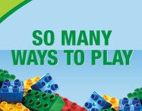 Lego Duplo Banners