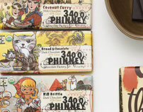 RETAIL: Theo Chocolate Branding and Packaging