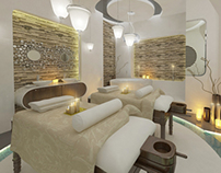 SPA / Treatment room design