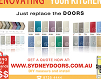 Kitchen doors design