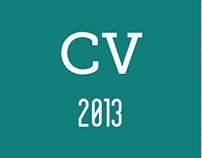 CV 2013