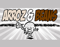 Arroz & Beans Webcomic