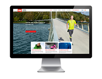 HELLY HANSEN Training Collection SS13 Look Book