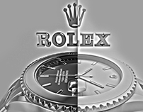 Rolex CGI