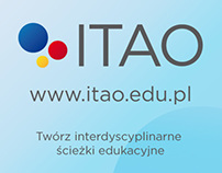 ITAO (Intel Teach-Advanced Online) Print & Web designs